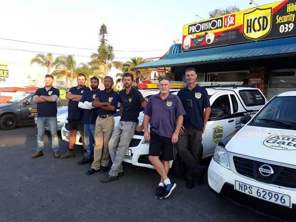 Auto Gate Team