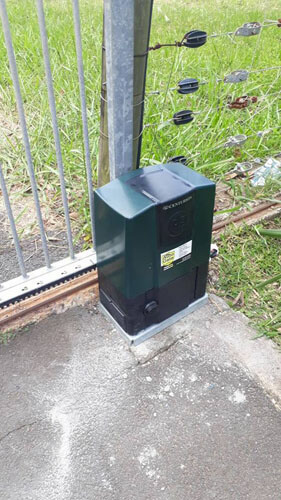 Gate Automation Electric Fencing